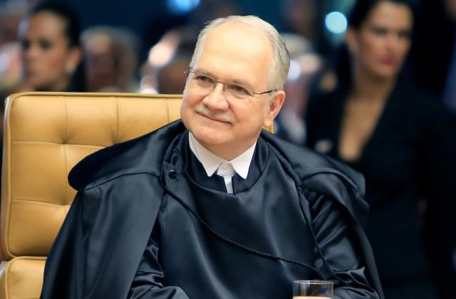 A transferência não significa que Fachin assumirá assume a relatoria da Lava Jato (Foto: Fellipe Sampaio/STF)