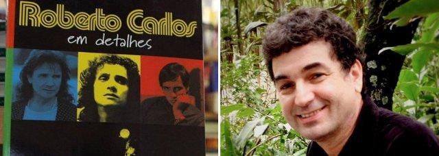 Foto Reprodução Paulo Cesar Araujo Roberto Carlos