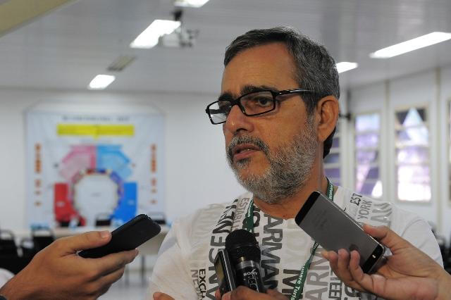 Robério Braga afirma nos bastidores que o caso deve ser tratado na polícia (Foto: Roberto Carlos/Secom)