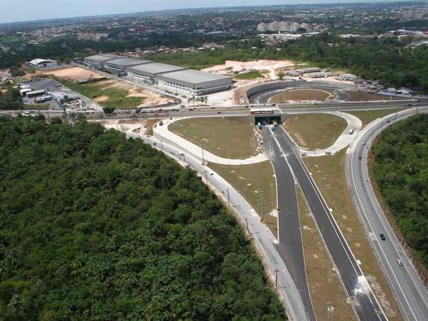 Viaduto Torquato Tapajós