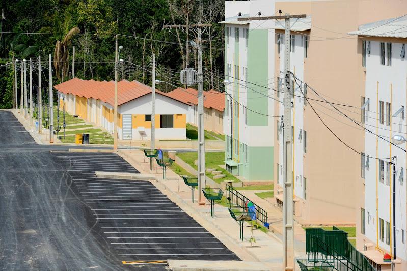 Justiça afasta Manaus Ambiental do controle de água no residencial Viver Melhor