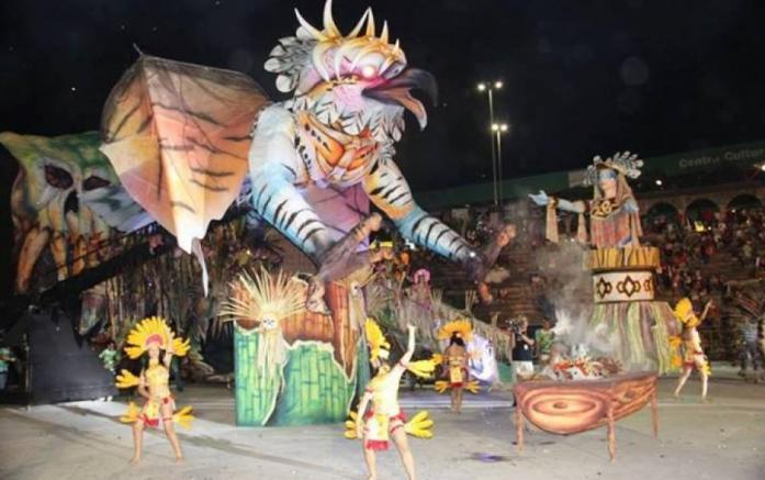 festival folclorico manaus