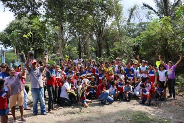 reflorestamento caa 1 by Valter Calheiros