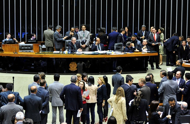 Não houve consenso entre os deputados par votração de emendas ao projeto de reforma política (Foto: Luis Macedo/Câmara dos Deputados)