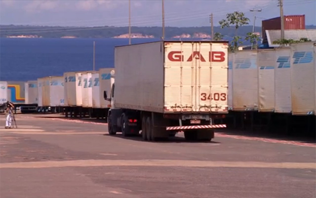 Transporte Zona Franca de Manaus