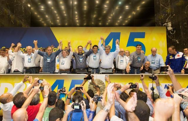 Convenção PSDB Foto Hugo Cordeiro PSDB MG