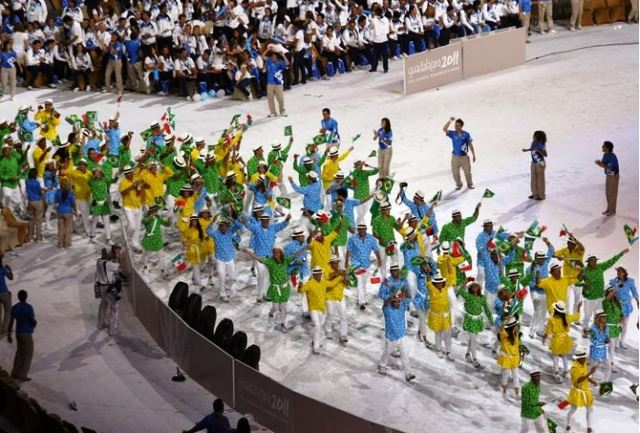 Delegação do Brasil terá 600 atletas em Toronto