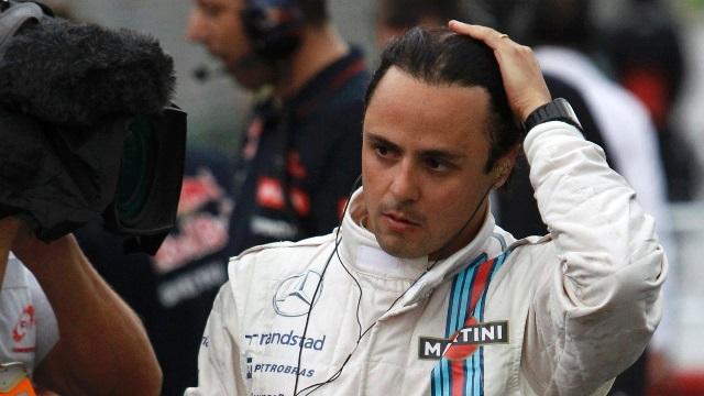 Felipe massa Williams divulgação