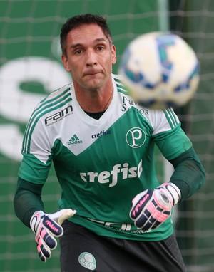 Ferrnando Prass Foto Cesar Greco Ag PalmeirasDivulgação