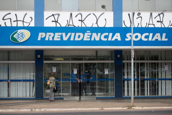 Previdencia Social Marcelo Camargo Agencia Brasil
