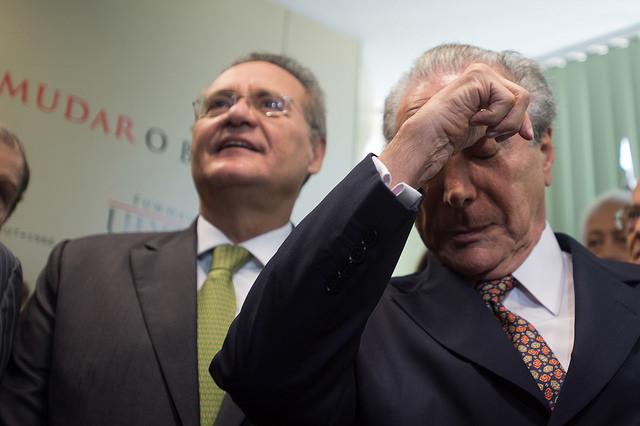 O vice-presidente da República, Michel Temer, quer evitar que a matéria aprovada no Senado comprometa o ajuste fiscal do governo (Foto: Marcelo Camargo/Agência Brasil)