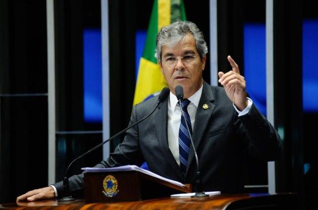 Senador Jorge Viana Foto Pedro França Agência Senado