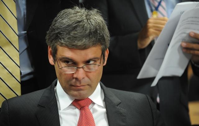 Senador Lindbergh Farias Foto Antônio Cruz Agência Brasil