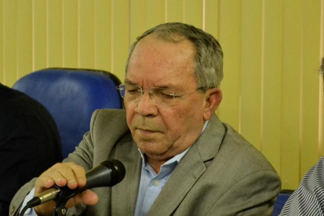 Ulisses Tapajós disse que o pacote de anistia será anunciado em agosto (Foto: Amazonas Atual)