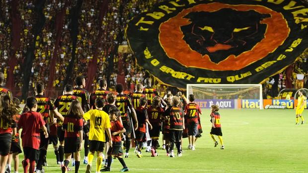 torcida Sport Foto Divulgação Wágner Damásio Site Oficial Sport