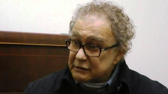 Antropolo Rafael Menezes Bastos