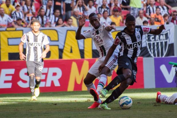 Atletico MG Fluminense Foto Bruno Haddad Divulgação Fluminense CP