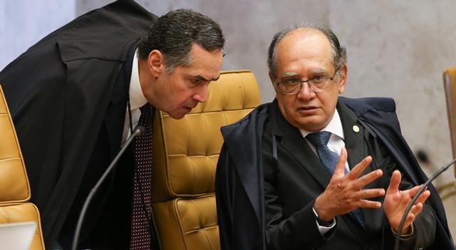 Brasília- DF 19-08-2015 Foto Lula Marques/Agência PT  Sessão do STF para julgar se porte de droga é crime. Relator, ministro Gilma Mendes