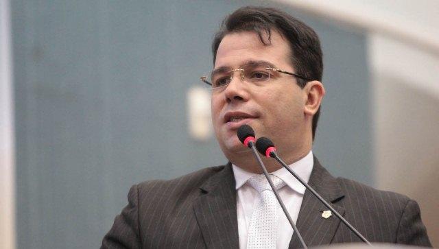 MANAUS, 03/08/15 VEREADOR WILKER BARRETO (PHS) - PRESIDENTE DA CAMARA MUNICIPAL DE MANAUS. FOTO: TIAGO CORREA / CMM