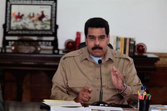 presidente venezuela foto reprodução