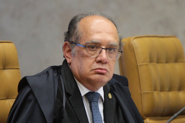 Gilmar Mendes by Nelson Jr stf
