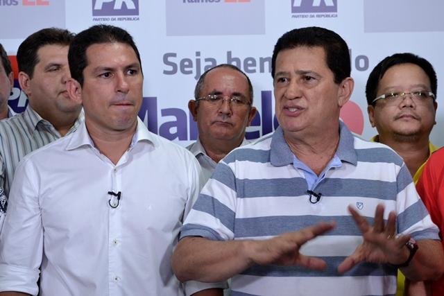Com dois vice-líderes de Wilson Lima, PR diz que mantém independência