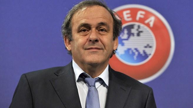 Michel Platini Lusa