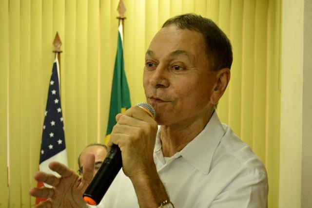 Verbas de P&D: 'É preciso combinar com os russos', diz Nelson Azevedo