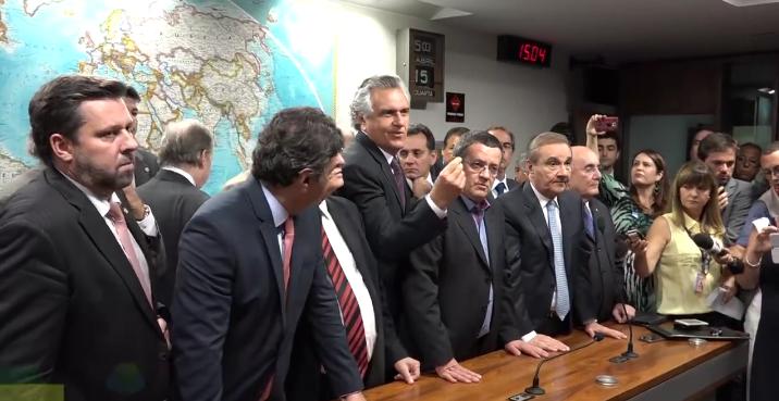 Oposição Câmara Foto Captura de tela