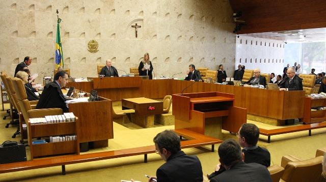 Plenario STF Foto Carlos Humberto SCO STF
