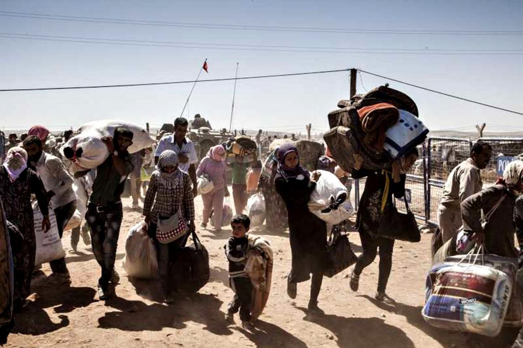 Refugiados Foto Prickett UNHCR (2011)