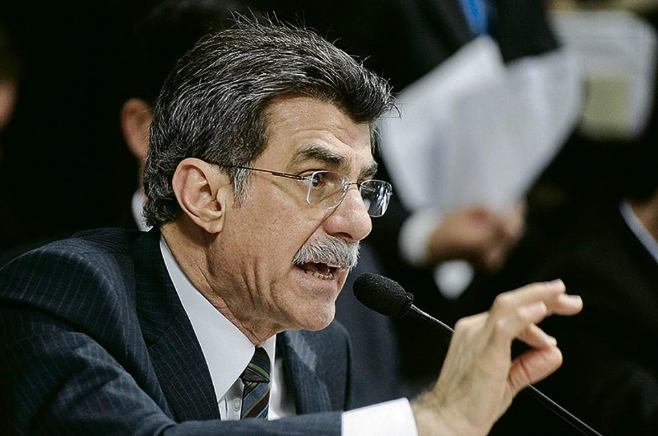 Romero Jucá Foto Agencia Senado