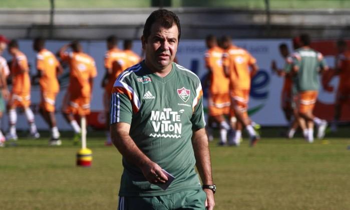 Tecnico Fluminense Enderson Foto Nelson Perez Divulgação Fluminense