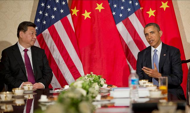 Xi Jinping e Obama China EUA Foto Creative Commons