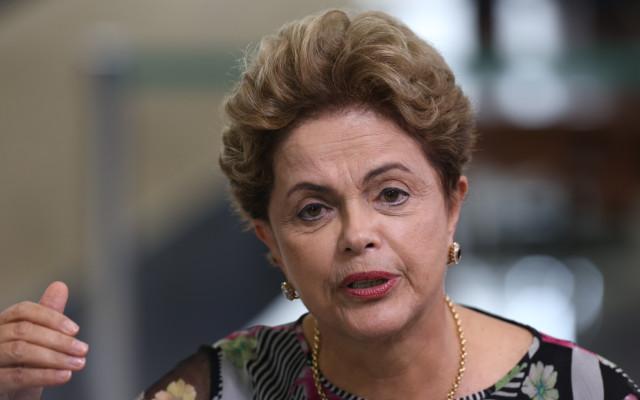 Brasília- DF 14-09-2015 Foto Lula Marques/Agência PT  Dilma durante Cerimônia de entrega do XXVIII Prêmio Jovem Cientista - Segurança Alimentar e Nutricional
