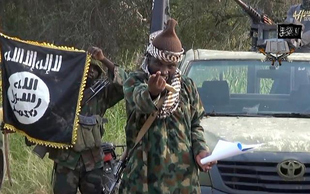 Boko-Haram agressivo Foto Reprodução