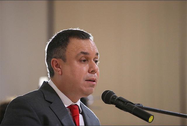 Cássio André Borges, em princípio, é contra a migração para o Amazonprev (Foto: Raimundo Valentim/TJAM)