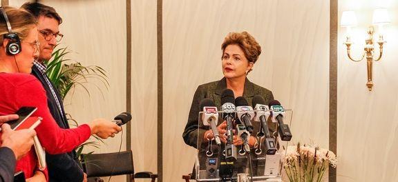 Dilma Suécia