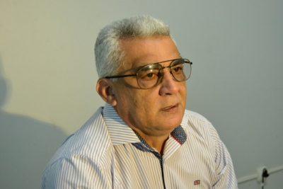 Gilberto de Deus denunciou casos de pessoas que recebiam sem trabalhar na Suhab (Foto: Valmir Lima)