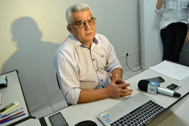 Gilberto de Deus disse que foi humilhado pelo governador José Melo depois que se recusou a participar de irregularidades no governo (Foto: Valmir Lima)