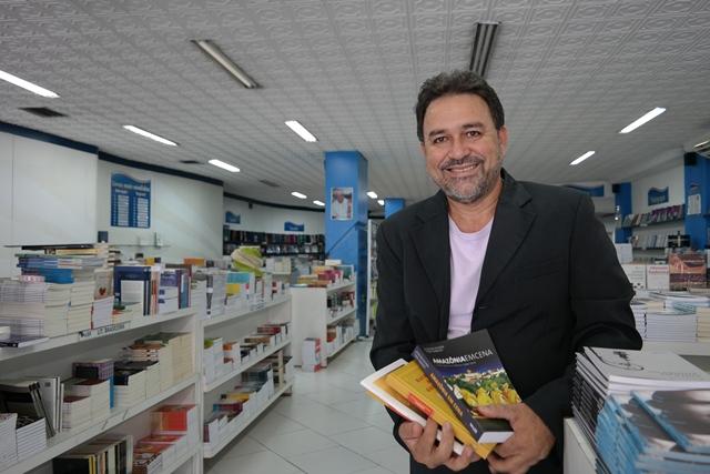 O proprietário da Valer, Isaac Maciel, disse que vai manter a Editora Valer no mercado (Foto: Divulgação)