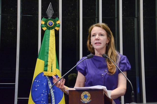 Senadora Vanessa Foto Ana VolpeAgência Senado