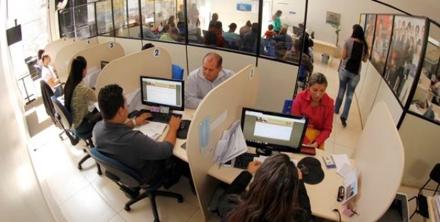 Setor serviços Foto Chico Leite