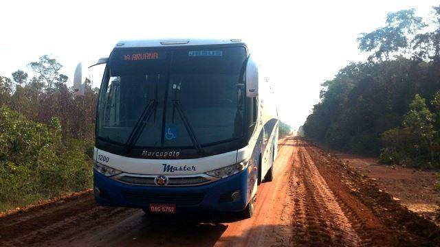 Viagem BR-319 Empresa Aruanã