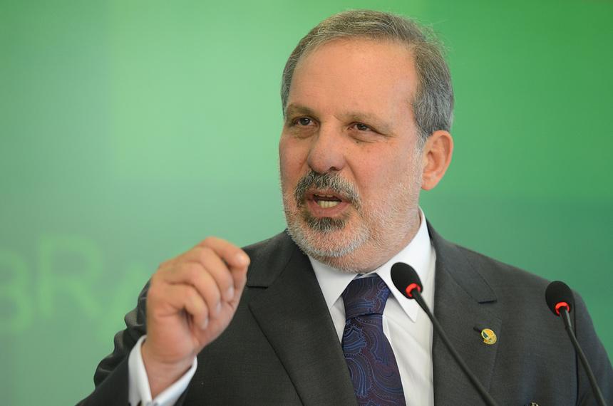 Novo ministro do MDIC, Armando de Queiroz Monteiro Neto
