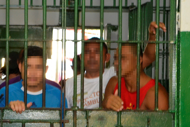 Cadeia presidio 2 by amazonas atual