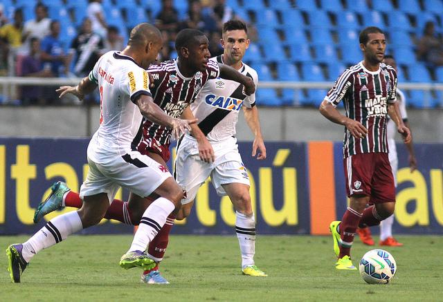 Fluminense Vasco FlU