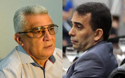 Gilberto de Deus vai ficar cara a cara com o procurador Fábio Monteiro (Fotos: Divulgação)
