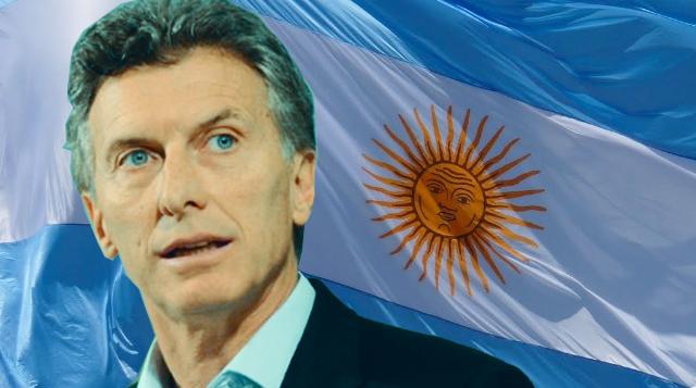 Presidente eleito da Argentina macri Foto Divulgação
