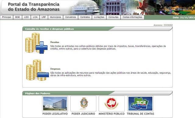 Portais da Transparência precisam se adequar à legislação e facilitar o acesso dos cidadãos aos dados (Foto: Reprodução)